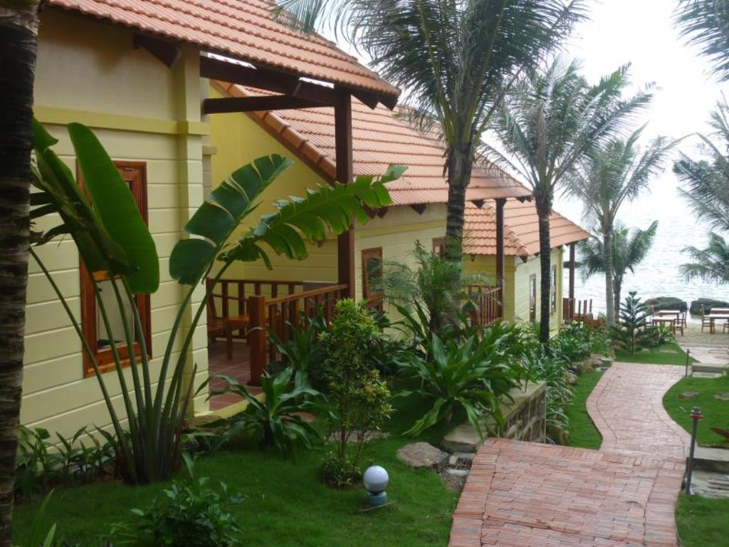 Bungalow Garden sea view